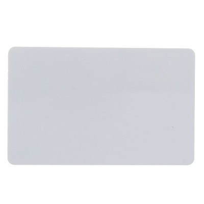 Standard 13.56MHz RFID Wireless ID Card with 8Kb Data Storage (ISO14443-A Compliant)