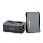 "ORICO XG-2518U3H USB 3.0 Hub SATA SSD Docking Station w/ 2.5"" Mobile HDD Enclosure - Black (Max 1TB)"