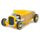 Automoblox HR2 Intelligent Education 8-in-1 Abnehmbare Car Model Toy - Yellow