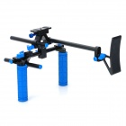 RL-00 Shoulder Support Pad / Bracket for DSLR - Black + Blue