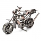 M35A Retro Iron Motorcycle Display Model Toy - Bronze