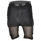 YW-091 Outdoor Skiing / Skating Hip Protector Pads Pants - Black (Size XL)