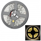  72W 4500K 3600lm 300-SMD 5050 LED Warm Light Flexible Strip - White (DC 12V / 5m)