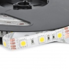 72W 4500K 3600lm 300-SMD 5050 LED luz neutra tira flexível