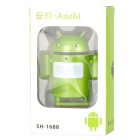 AnZhi SH-1688 MMS Protection Monitor Alarm System - Green