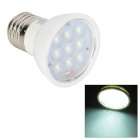 E27 3W 170lm 5500K 9-LED White Light Lamp (85~245V)