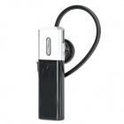 X-078 Bluetooth V3.0 Handsfree Headset for PS3 / Iphone / Cell Phone + More - Black + Silver