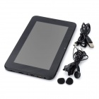 ICOO D70G3 7'' Capacitive Screen Android 4.0 Tablet PC w/ Wi-Fi / 3G / Bluetooth / TF / HDMI - Black