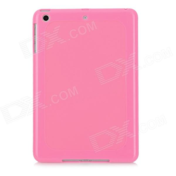 Stylish Protective PC Back Case for Ipad MINI - Pink