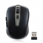 Rapoo 3920P 5GHz Wireless 1600dpi USB Optical Mouse - Black + Grey (1 x AA)