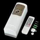 YK001 Timing Air Purifier Perfume Sprayer w/ Remote Controller - White