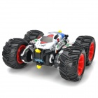 ZhengCheng 333-FG02B Rechargeable 5-CH Radio Control Rotation Roll Stunt R/C Car w/Music / Light