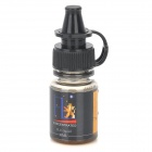 ZX2012C-2 Tobacco Tar Oil for Electronic Cigarette - Cigar Flavor (10mL)