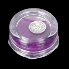 DIY Decoration Velvet Nail Powder for Nail Polish - Purple