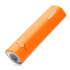 2600mAh Mobile Power Battery Charger for Apple / HTC / Samsung - Orange