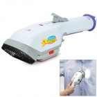JinKe SJ-2109 Hand Held Electric Steam Brush for Cleaning Clothing / Fabrics / Curtain - White