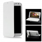 3800mAh Backup Power Battery Case für Samsung Galaxy Note N7100 2 - White