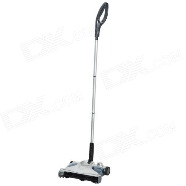 GuanChao GC-EB20B Rechargeable Aluminum Alloy Rod Electric Broom Floor Sweeper - Silver