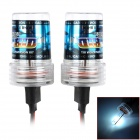 Tanyuehid H11 35W 3200lm 4300K ​​Warm White HID Kit Set Car Head Lampen (2 PCS / DC 12V)