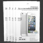 High Transparency Protective Clear Screen Protector Guard Film for Samsung Galaxy S III Mini (5 PCS)