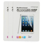 Protective Matte Frosted Screen Protector Film Guard for iPad Mini - Transparent (3 PCS)