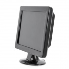 "oiio V1201T-V 12.1"" LED Car Video Stand Monitor w/ Remote Control / TV / HDMI / VGA - Black"
