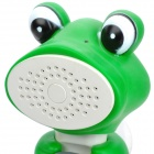Stylish ABS Handheld Shower Head w/ Suction Cup - Green