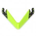 Stylish Folding Stand Holder Support for Iphone / Ipad / Samsung / HTC / Cell Phone - Green + Black