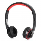 Rapoo H6080 Bluetooth V4.0 Headset w/ Voice Recognition - Black + Red