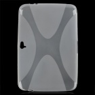 Protective Soft TPU Back Case for Google Nexus 10 - Translucent White