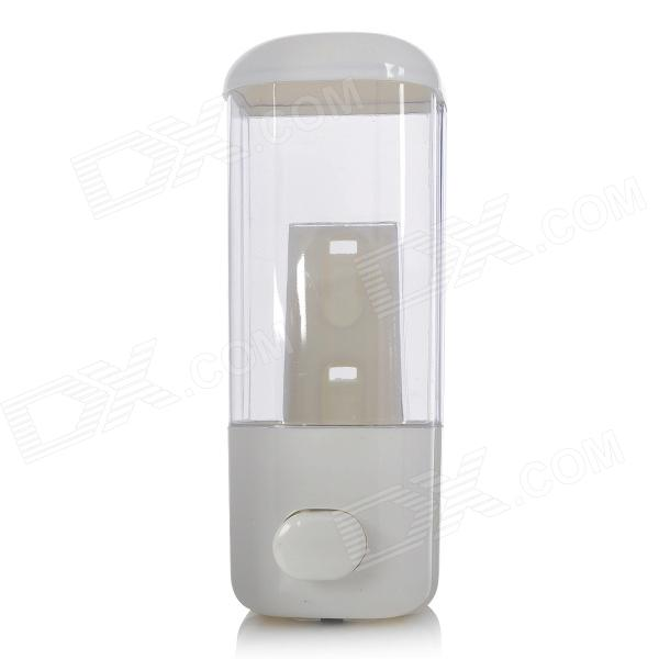 MoDun M-9030 Wall Mount Manual Soap Dispenser - White