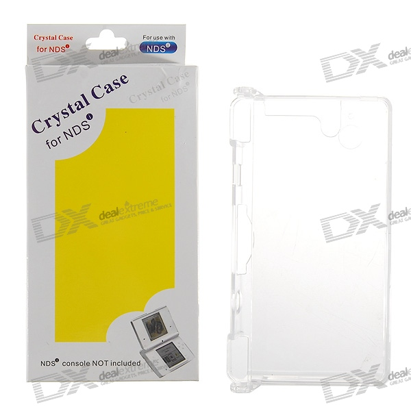 Crystal Protective Case for NDSi/DSi (Translucent)