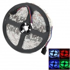 56W 1920lm 240-5050 SMD LED RGB Licht Waterproof Flexible Dekoration Lamp Strip (4m / 12V)