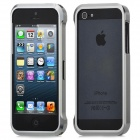 Protective Aluminum Alloy Bumper Frame for iPhone 5 - Silver