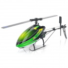 Walkera V120D02S 6-CH 2.4GHz R/C Remote Control Helicopter w/ DEVO 10 Controller - Green