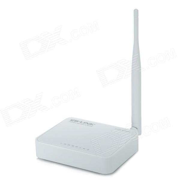 BL-WR1000 150Mbps IEEE802.11b/g/n Wi-Fi Wireless Network Router Adapter - White