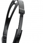 Hyundai HY-505MV 2nd Stereo Hi-Fi Headphone w/ Microphone- Black