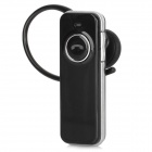 BTH-098 Bluetooth V3.0 Wireless Ear Hook Earphones for PS3 / Iphone / Cellphone + More - Black