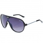 OREKA H1261 Fashion UV400 Protection Sunglasses - Black
