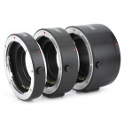 62mm Macro Extension Tube Set DG II - Black