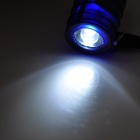 NatureHike 4-en-1 Glow Stick barra w / White LED linterna y silbato Lifesaving - Azul (3 x LR44)