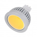 GU5.3 3W 240lm 3500K 1-LED Warm White Light Bulb (DC 12V)
