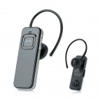 X-V1 Bluetooth v2.1 Handsfree Stereo Headset - Black + Silver (4 Hours-Talk)