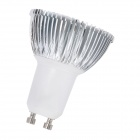 GU10 9W 350lm 3-XPE-R5 LED White Light Bulb (85-265V)