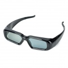 SY-8013 Rechargeable 3D Active Shutter Glasses for PC Computer - Black