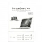 "Protective PET Glossy Screen Protector Guard for MacBook Pro 15"" Retina - Transparent"