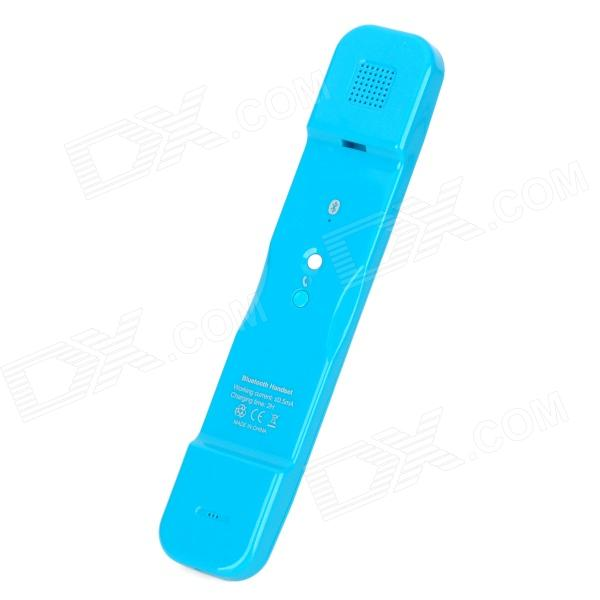 IPEGA Portable Radiation Proof Bluetooth Handset - Blue