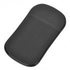 PU  Vehicle Car Spider-Slip Mat Anti Slip Pad for Cellphone / MP3 / MP4 + More - Black