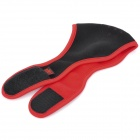 Cotton Cold-Proof Out Door Skiing Sports Mask - Black + Red