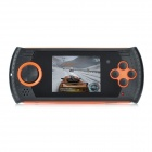 "YSDX-634 32-Bit GBA 2.7"" TFT Screen Game Console Supports TV-Out - Black + Orange"